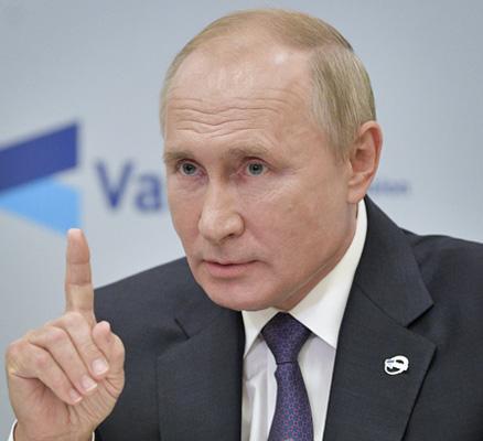 Владимир Путин о возможности остаться на посту президента после 2024 года