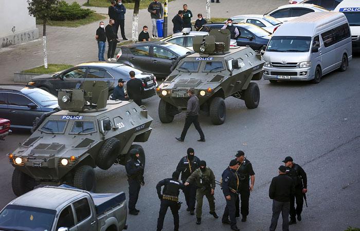 Грузинские политики не исключили российского следа в ЧП в Зугдиди