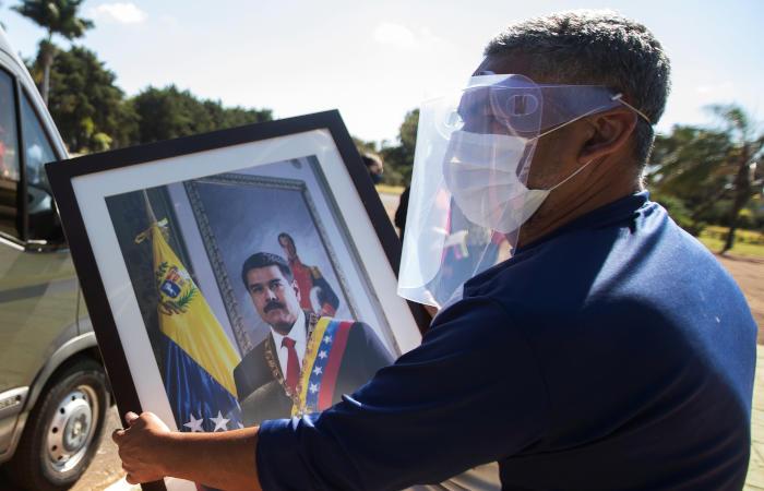 Спецпредставитель Трампа пытался тайно договориться о мирном уходе Мадуро от власти