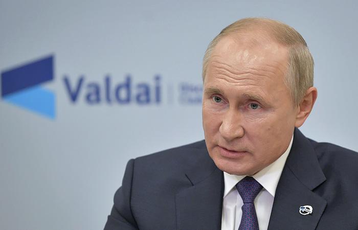 Путин признал разногласия с Турцией по Карабаху, но не нашел нужды стрелять