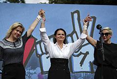 Лауреатом премии Сахарова за 2020 год стала белорусская оппозиция