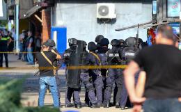 МВД Грузии подтвердило освобождение заложников в Зугдиди