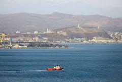 Площадь загрязнения залива Находка составила почти 35 тыс. кв. метров