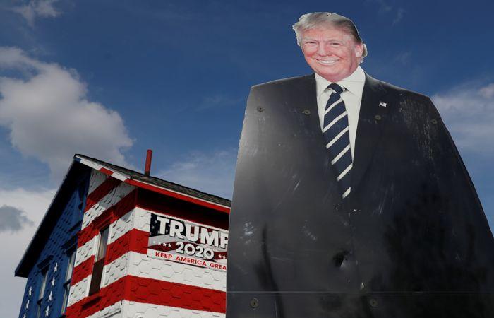 NYT сообщила о намерении российских хакеров помочь Трампу на выборах