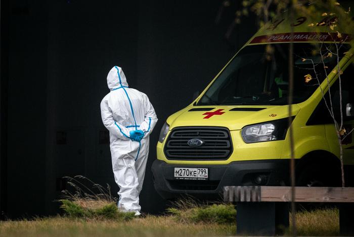 68 пациентов с коронавирусом скончались в Москве за сутки