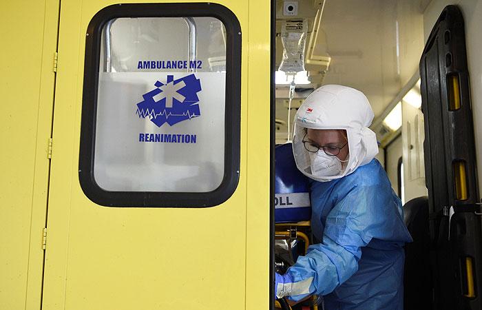 В Бельгии побит суточный антирекорд госпитализаций с COVID-19