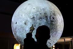 НАСА обнаружило воду на обращенной к Земле стороне Луны