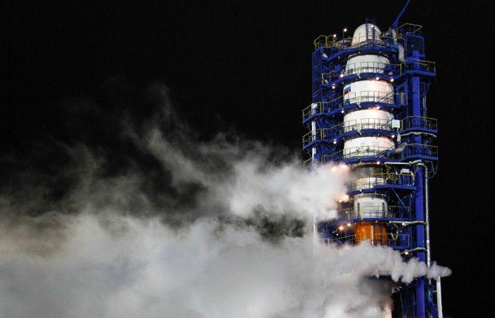 """Навигационный спутник """"Глонасс-К"""" успешно выведен на орбиту"""