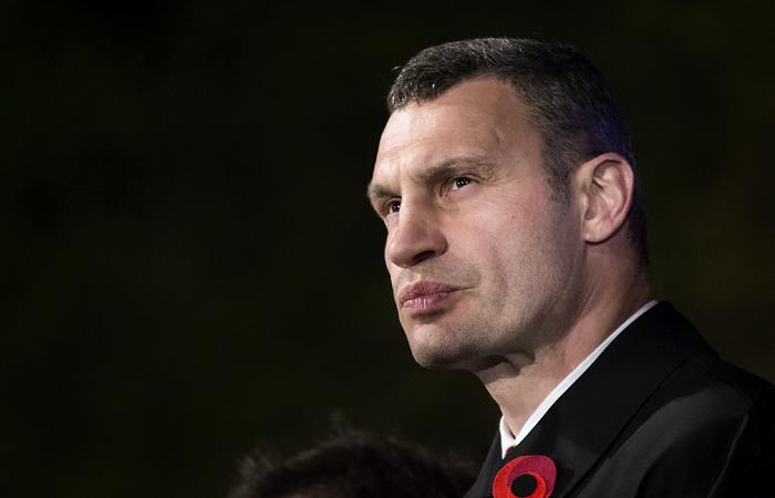 В партии Кличко заявили, что он побеждает в первом туре выборов мэра Киева