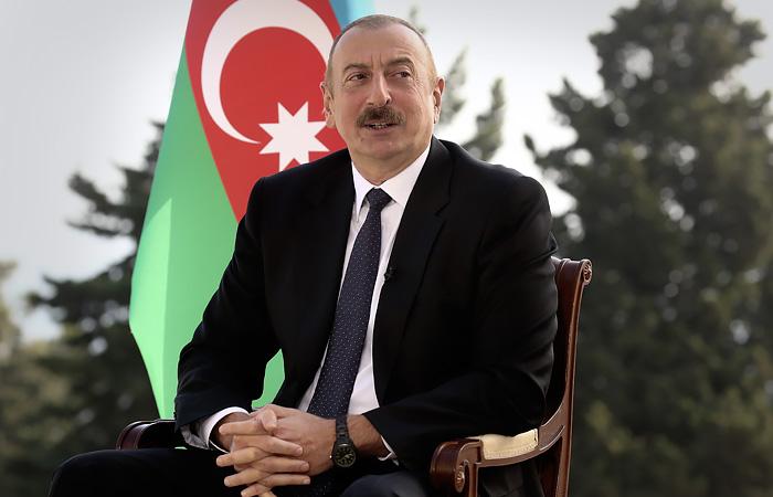 Ильхам Алиев: операцией в Карабахе Азербайджан изменил геополитический расклад в регионе