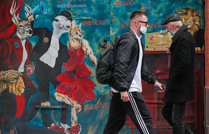 Украина продлила режим ЧС по COVID-19 до конца года
