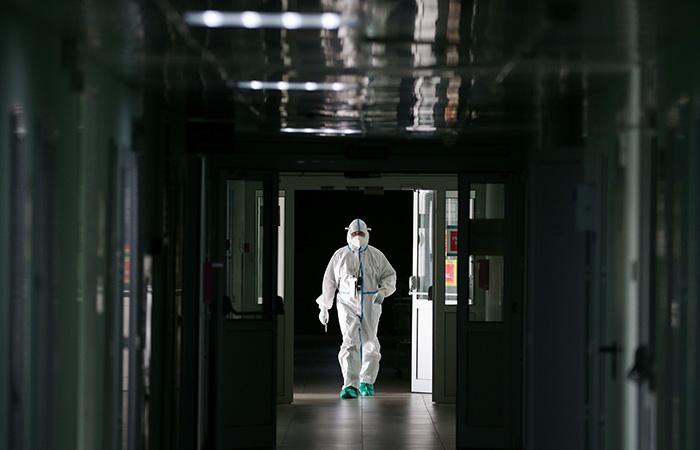 В России за сутки коронавирус диагностирован еще у 17,7 тыс. человек