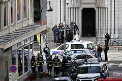 Мэр Ниццы назвал нападение в городской церкви исламским фашизмом