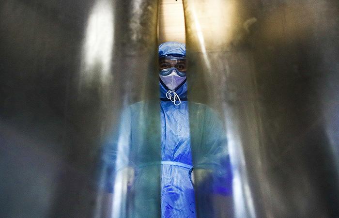 В России за сутки выявлено более 18 тыс. заболевших коронавирусом