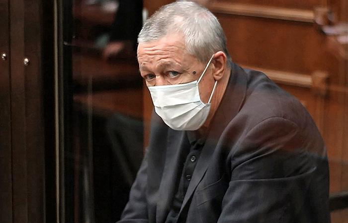 Ефремов останется отбывать наказание в хозотряде московского СИЗО