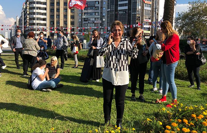 Землетрясение магнитудой 7.0 произошло в турецком Измире