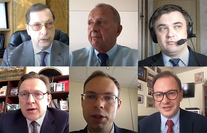 Россия и мир. Сессия 1. Выборы в США