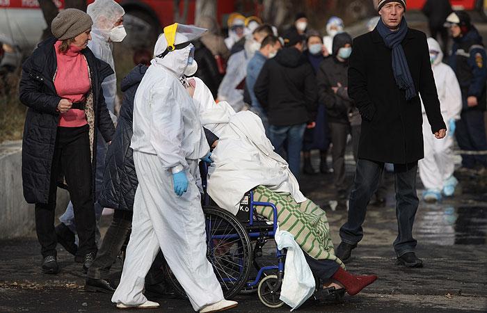 Возможной причиной взрыва в Челябинске назвали нарушения при монтаже