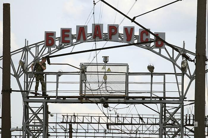 Белоруссия с 1 ноября закроет границу на въезд для иностранцев