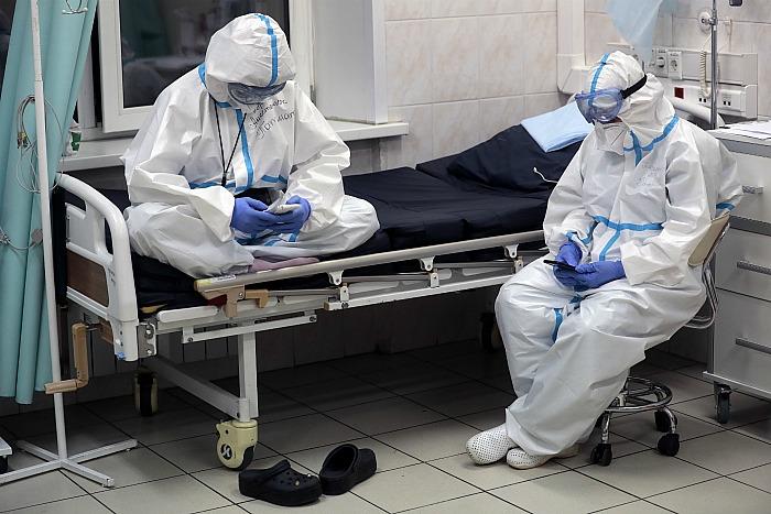 В России за сутки выявлено 18 140 случаев заболевания коронавирусом