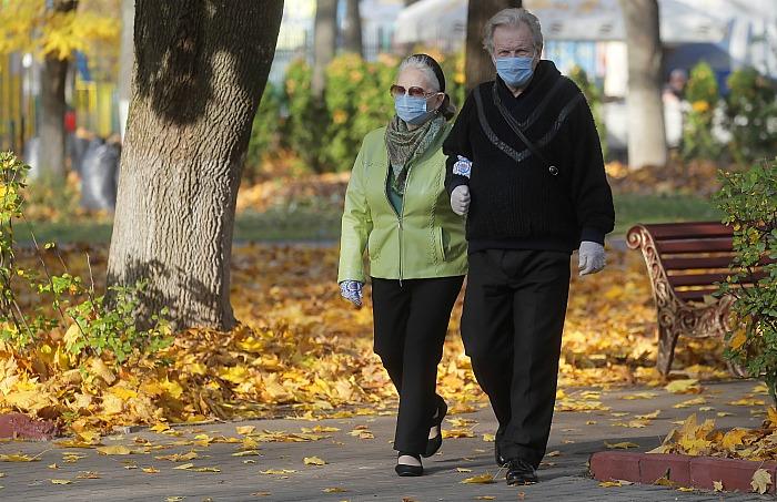 Пожилых жителей Подмосковья обяжут соблюдать самоизоляцию со 2 ноября