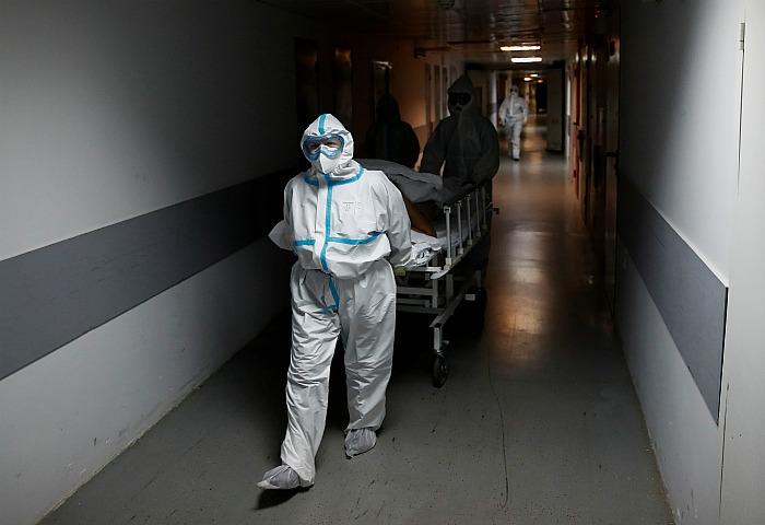 В России за сутки выявлено еще 18 665 случаев коронавируса