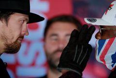 Украинский боксер-супертяжеловес Усик победил британца Чисору