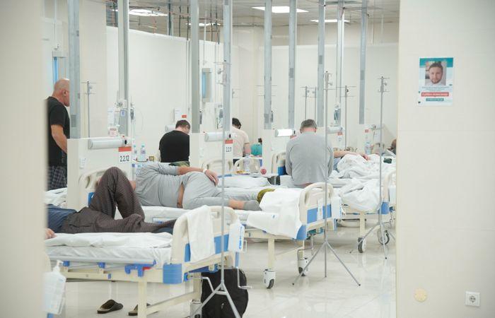 Число умерших от коронавируса в Москве превысило 7 тысяч