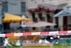 Число погибших в результате теракта в Вене достигло четырех