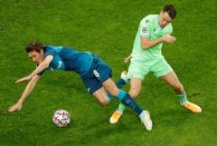 Российские клубы в 12 матчах ЛЧ и ЛЕ не выиграли ни одного