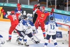 Россия молодежным составом разгромила Финляндию на Кубке Карьяла