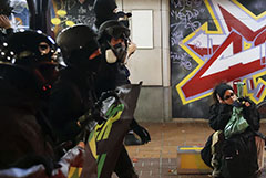 В Портленд введут Национальную гвардию из-за беспорядков и мародерства