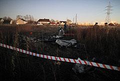 Источник сообщил о гибели ведущего НТВ при крушении Cessna в Люберцах