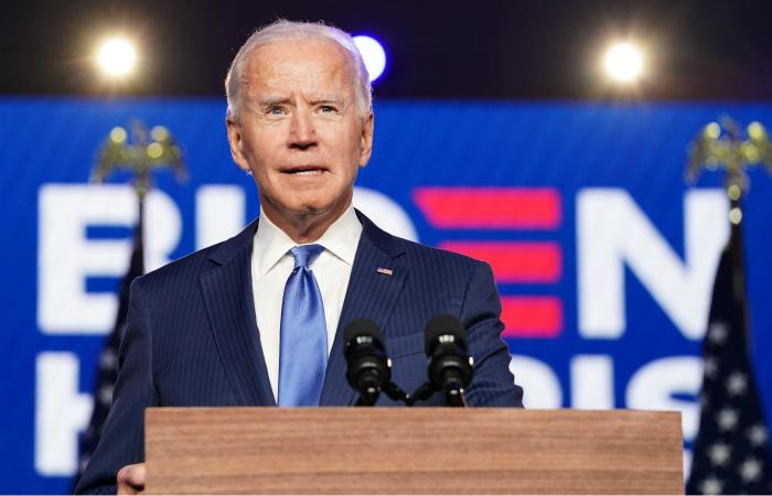 Американские телеканалы заявили о победе Байдена на выборах президента