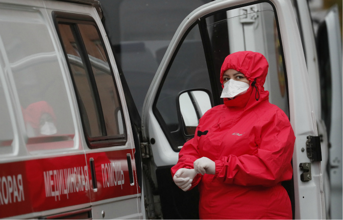 В России коронавирус диагностирован еще у 20 396 человек