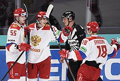 Сборная России по хоккею победила Чехию и выиграла Кубок Карьяла