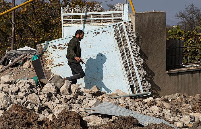 Ереван заявил о продолжающихся боях за город Шуша