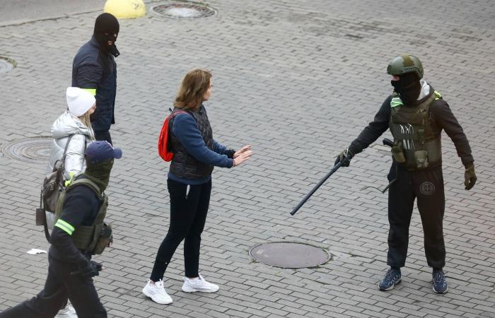 В Белоруссии задержали более 500 участников протестов