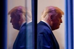 Трамп заявил о победе на выборах президента США с 71 млн голосов
