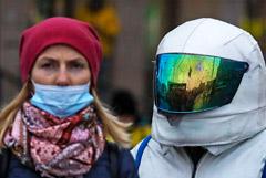В России поставлен новый антирекорд по заразившимся COVID-19