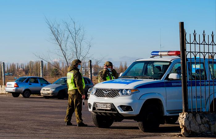 Застреливший троих сослуживцев под Воронежем солдат задержан