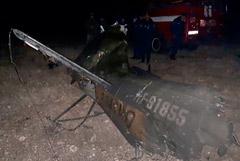 Азербайджан возбудил дело о сбитом российском Ми-24 по статье о халатности