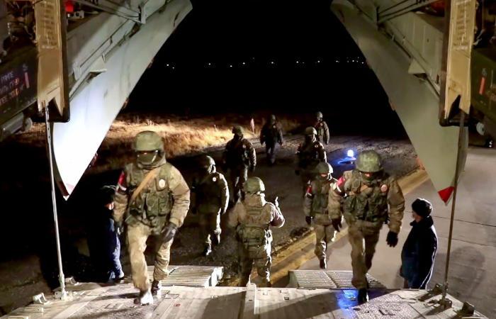 Российские миротворцы начнут развертывание в Карабахе в 6:00
