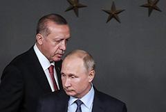 Эрдоган в разговоре с Путиным назвал соглашение по Карабаху правильным шагом