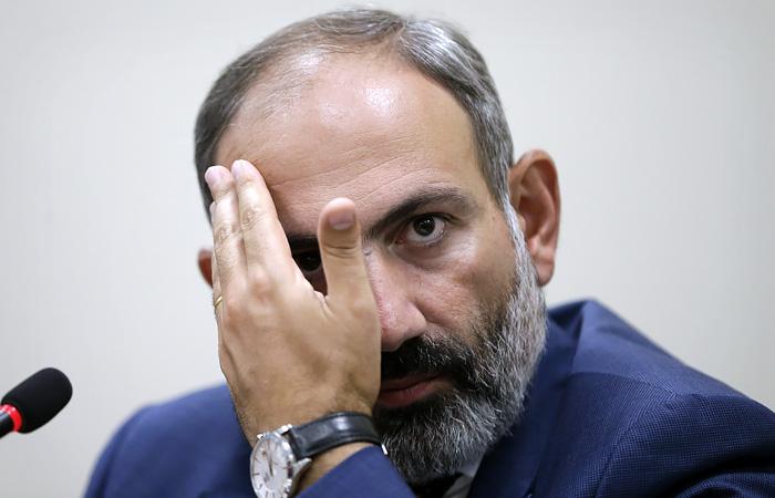 Пашинян заявил о своей ответственности за карабахскую неудачу