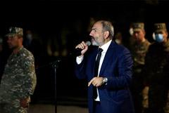 Пашинян подписал заявление о прекращении войны под давлением военных