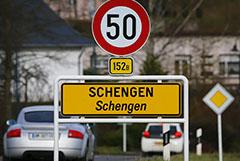 Франция предложила реформировать Шенгенскую зону