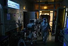 Уволился врач, заявивший о проблемах с кислородом в ростовской больнице