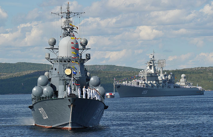 Правительство РФ предложило создать пункт базирования флота в Судане