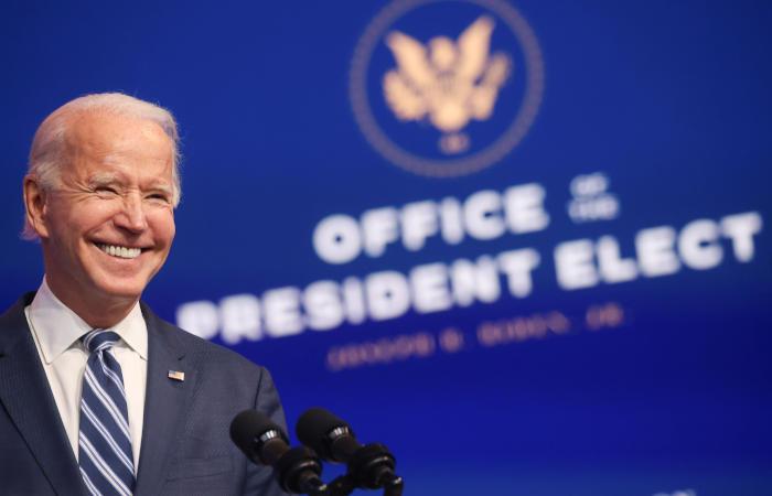 Байден назовет будущего главу аппарата Белого дома на этой неделе